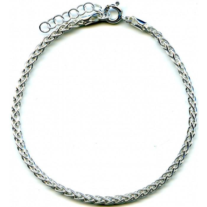 Bracelet argent petit palmier